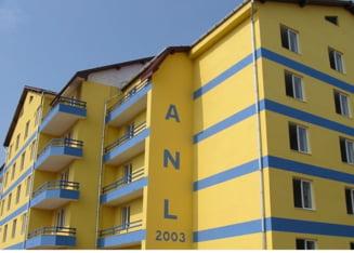 ANL: Prima Casa a avut un efect aproape zero in economie - sprijiniti constructiile noi!