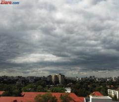 ANM a actualizat codul galben de ploi: Care judete raman sub avertizare