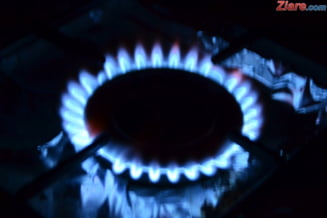 ANRE amana scumpirea gazelor pentru 1 noiembrie