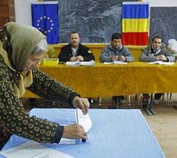 AP: Cursa stransa pentru alegerea presedintelui in Romania