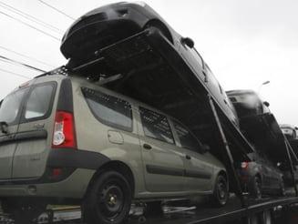 APIA: 32.000 de masini schimbate prin programul Rabla