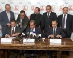 ARD a semnat listele cu candidatii pe Bucuresti: Fara Poteras si Pirpiliu