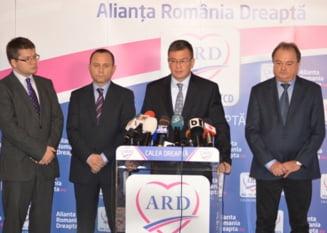 ARD isi definitiveaza programul de guvernare - Vezi ce propun