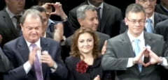 ARD si-a lansat candidatii: Blaga - Hai sa repornim Romania! Doamne ajuta! (Video)