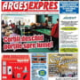ARGES EXPRES 22 FEBRUARIE 2017 - Prima pagina