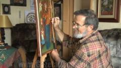 ARTIST TARGOVISTEAN - Florian Colea, pictorul ale carei icoane au depasit barierele credintei