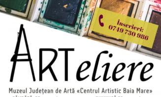 """ARTeliere la Muzeul Judetean de Arta """"Centrul Artistic Baia Mare"""""""
