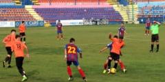ASA U17 pierde intr-un final decis de lovituri de colt