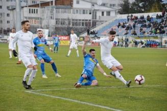 ASTAZI: Concordia Chiajna - FC Botosani, de la ora 18:00