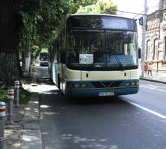 ATENEsIE! S-a modificat programul de transport in Galati