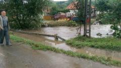ATENEsIONARE HIDROLOGICA: COD GALBEN in Alba, pana marti - PERICOL de inundatii pe raurile din bazinul hidrografic Mures in aval de confluenta cu Tarnave si in bazinul Tarnava Mica