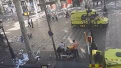 ATENTAT LA BARCELONA: 13 MOREsI si 100 de raniti! Sunt si romani- VIDEO