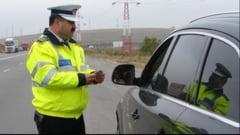 ATENTIE SOFERI! Politistii biroului rutier verifica autoturismele inmatriculate in alte tari