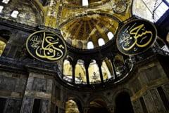 AUDIO: Acustica divina a Bazilicii Hagia Sophia. Cum suna cantarile bizantine daca ar fi fost ascultate in fosta bazilica devenita moschee