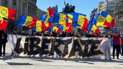 AUR a contestat la Curtea de Apel Bucuresti restrictiile impuse de Guvern in timpul starii de alerta