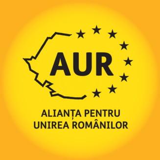 AUR acuza sabotaj din partea fortelor de ordine in Republica Moldova. Un echipaj de politie a aplicat amenzi membrilor partidului
