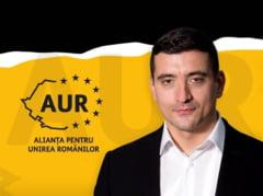 AUR candideaza alaturi de Partidul Liberal la alegerile parlamentare anticipate din Republica Moldova