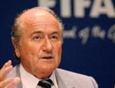 AVEM - Blatter (mai devreme) - La CM 2014 din Brazilia vor oficia doar arbitrii profesionisti
