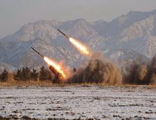 AVEM, INCA N-A INTRAT Tensiunile cresc in Asia: Coreea de Nord a lansat rachete in Marea Japoniei