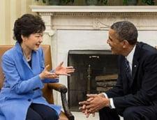 AVEM Coreea de Nord socheaza iar - Ce i-a transmis lui Barack Obama