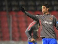 AVEM Cristiano Ronaldo, cu un gest golanesc la adresa fanilor bosniaci