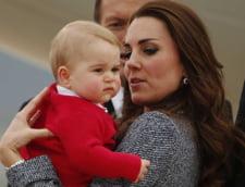 AVEM Stire surpriza pentru britanici: Printul William si Kate Middleton asteapta al doilea copil.