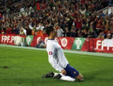 "AVEMCristiano Ronaldo noul ""killer"" al Europei. A doborat un nou record."