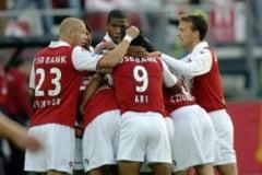 AZ Alkmaar a castigat titlul in Olanda