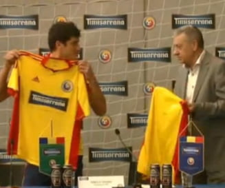 Abandonata de fani, nationala Romaniei are un sponsor nou