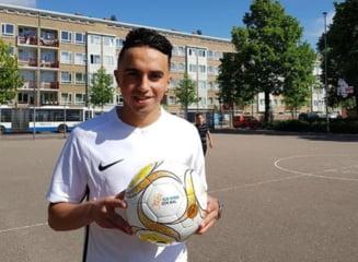 Abdelhak Nouri s-a trezit miraculos din coma, la aproape trei ani dupa ce s-a prabusit pe teren