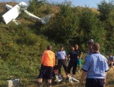 Aberatia zilei: Avionul prabusit la Iasi ar fi fost furat pentru petrecerea din Tatarusi, organizata cu dedicatie