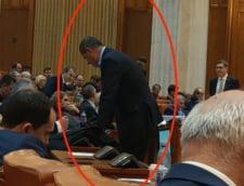 Aberatia zilei: Un condamnat care nu e parlamentar dirijeaza votul PSD in Camera Deputatilor