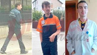 """Abia ieșit din închisoare, face paradă pe străzile din Huși îmbrăcat în uniforme de polițist și medic: """"Face de rușine haina statului"""""""