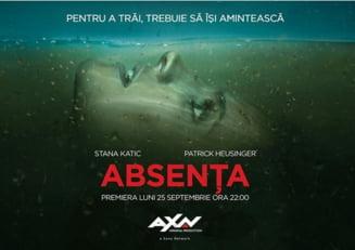 Absenta, un serial thriller care te pune pe ganduri: Ca sa traiasca, trebuie sa-si aminteasca (Trailer)