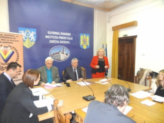 Abuzurile asupra firmelor din judet, subiect de discutie la Comisia de Dialog Social