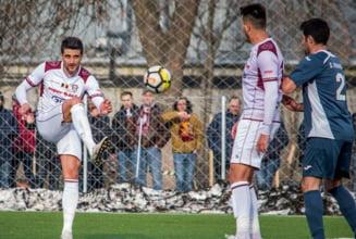 Academia Rapid, victorie cu 18-0 in Liga 4 Bucuresti