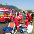 Accident cu șase victime, pe DN1. O persoană a murit, cinci au fost rănite. Traficul este deviat