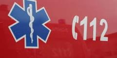 Accident cu 12 raniti, la Danes