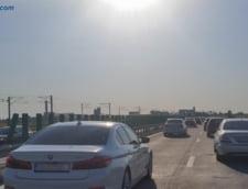 Accident cu 4 masini si mai multi raniti pe Autostrada Soarelui. Elicopterul SMURD, trimis la fata locului