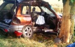 Accident cu 4 victime, dintre care una a murit pe loc. Tragedia de pe DN41, provocata de un sofer neatent in trafic