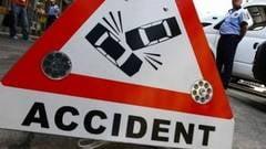 Accident cu patru masini intre Ciuperceni si Livada, cauzat de un autoturism al Politiei de Frontiera