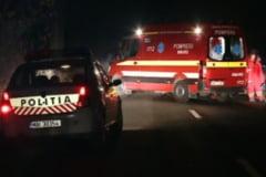 Accident cu patru raniti in Simleu Silvaniei