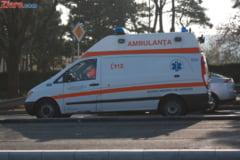 Accident cu un autocar cu zeci de pelerini care mergeau la Sf. Parascheva: Soferul a facut infarct
