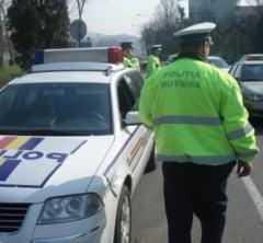 Accident cu un mort si patru raniti, pe E85