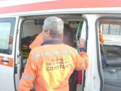 Accident cu victime la Eforie Nord