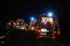 Accident cumplit.Trei morti si doi raniti in apropiere de Baile Herculane