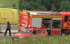 Accident cumplit in Brasov: Care e starea copiilor raniti in tragedie