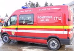 Accident cumplit in Buzau: Cel putin 14 victime, dupa ce un autotren s-a rasturnat peste un microbuz