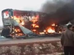 Accident cumplit in Maroc: Zeci de copii au murit carbonizati