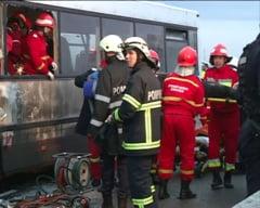 Accident cumplit in Ploiesti: Daune de 5 milioane de euro - surse